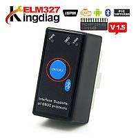 OBD2авто диагностический инструментELM327 V1.5 (Чип PIC18F25K80)Bluetooth