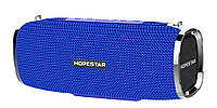 Мощная портативная колонка HOPESTAR A6 35W Blue