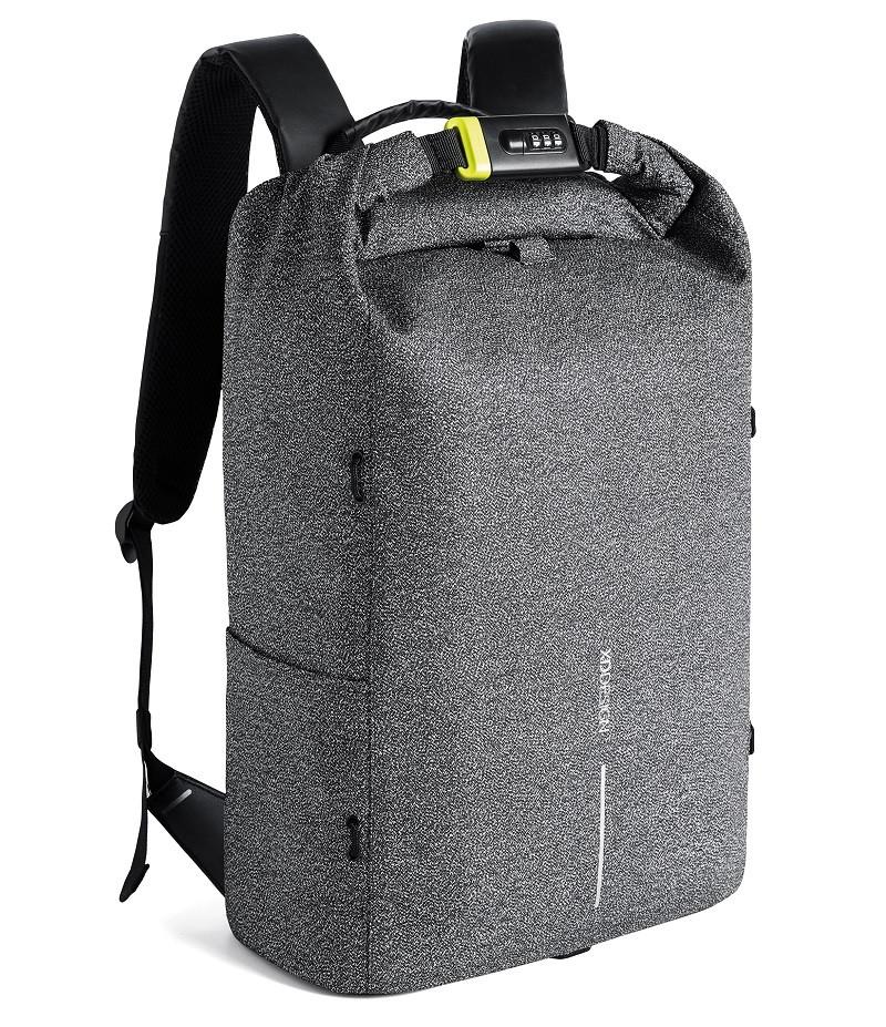 Городской рюкзак-антивор XD Design Bobby Urban, влагозащищенный, 22-27л