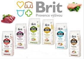 Сухой корм Brit Fresh