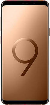 Смартфон Samsung Galaxy S9 SM-G960 DS 64GB Gold (SM-G960FZDD)