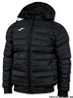 Куртка зимняя короткая черная Joma URBAN 100531.100