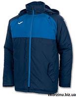 Куртка зимняя т.синье-синяя Joma ANDES 100289.307