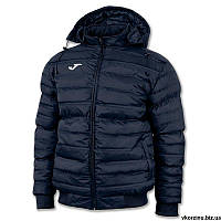 Куртка зимняя короткая Joma URBAN 100531.331 т.синяя