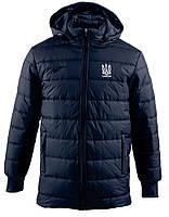 Куртка зимняя т.синяя сборной Украины Joma URBAN FFU100659.300