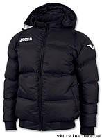 Куртка зимняя черная Joma BOMBER PIRINEO 8001.12.10