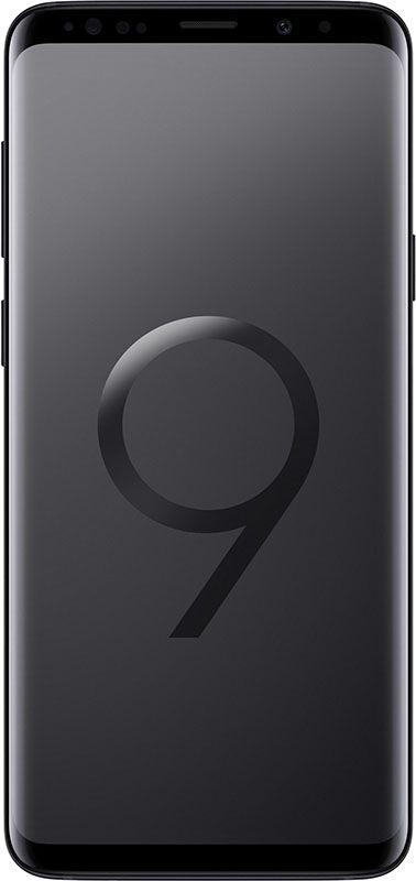 Смартфон Samsung Galaxy S9+ SM-G965 128GB Black
