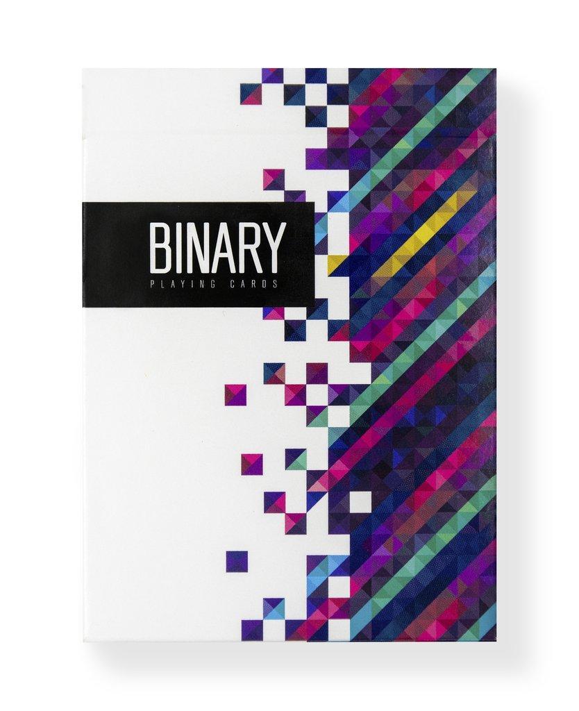 Карты игральные | Binary Playing Cards
