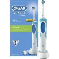 Зубная электрощетка BRAUN ORAL-B Vitality PrecClean/D12(Cross) отбеливающая