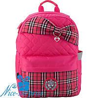 Рюкзак для девочки с ортопедической спинкой Kite College Line K19-719M-1