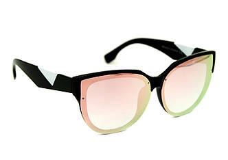 """Женские Солнцезащитные очки """"Maiersha"""" Цвет - розово-черный"""
