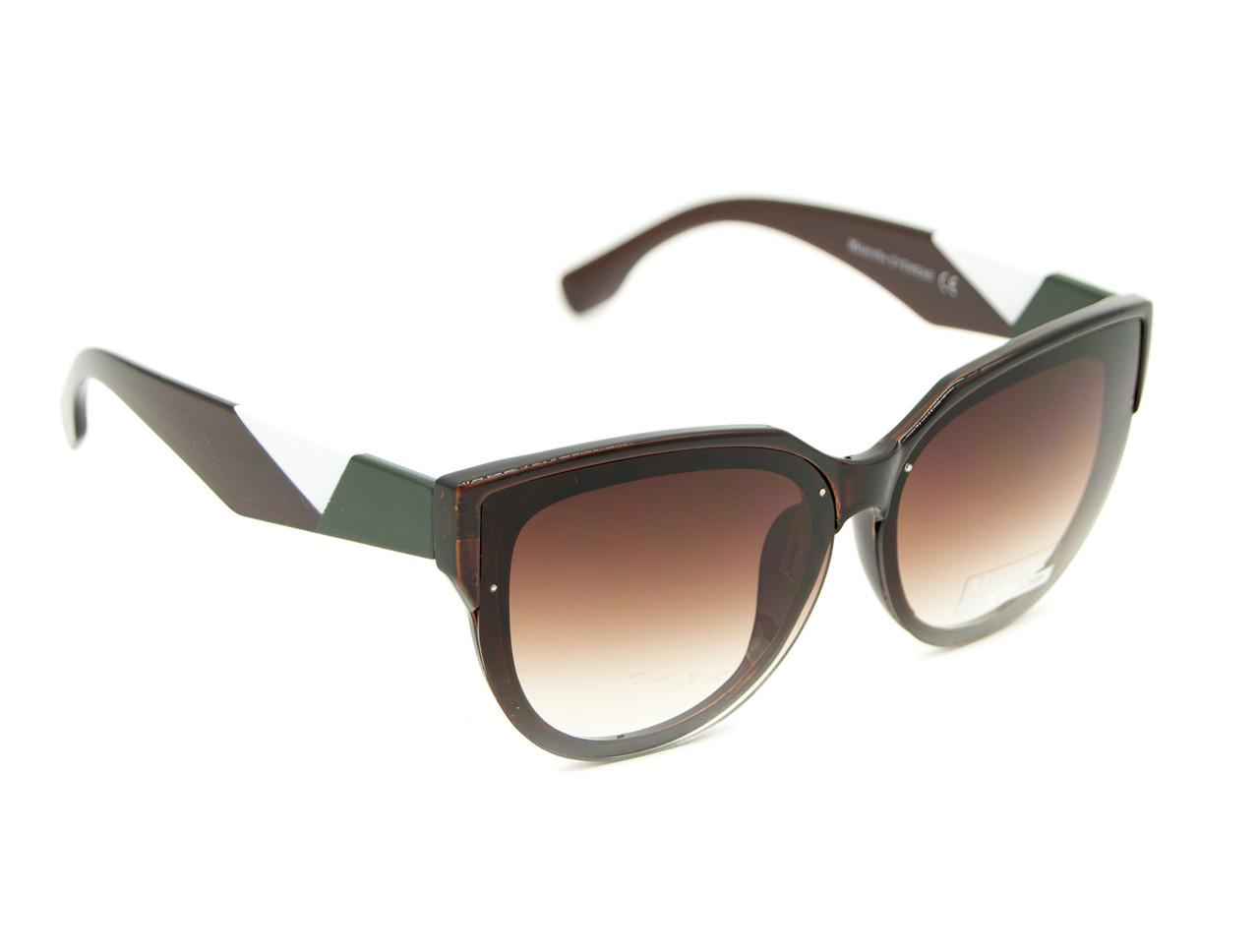 """Женские Солнцезащитные очки """"Maiersha"""" Цвет - коричневый"""