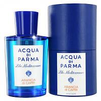 Парфюм унисекс Acqua di Parma Blu Mediterraneo Arancia di Capri (Аква ди Парма Арансиа ди капри)