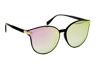 """Женские Солнцезащитные очки """"Aras"""" Цвет - черно-розовый"""