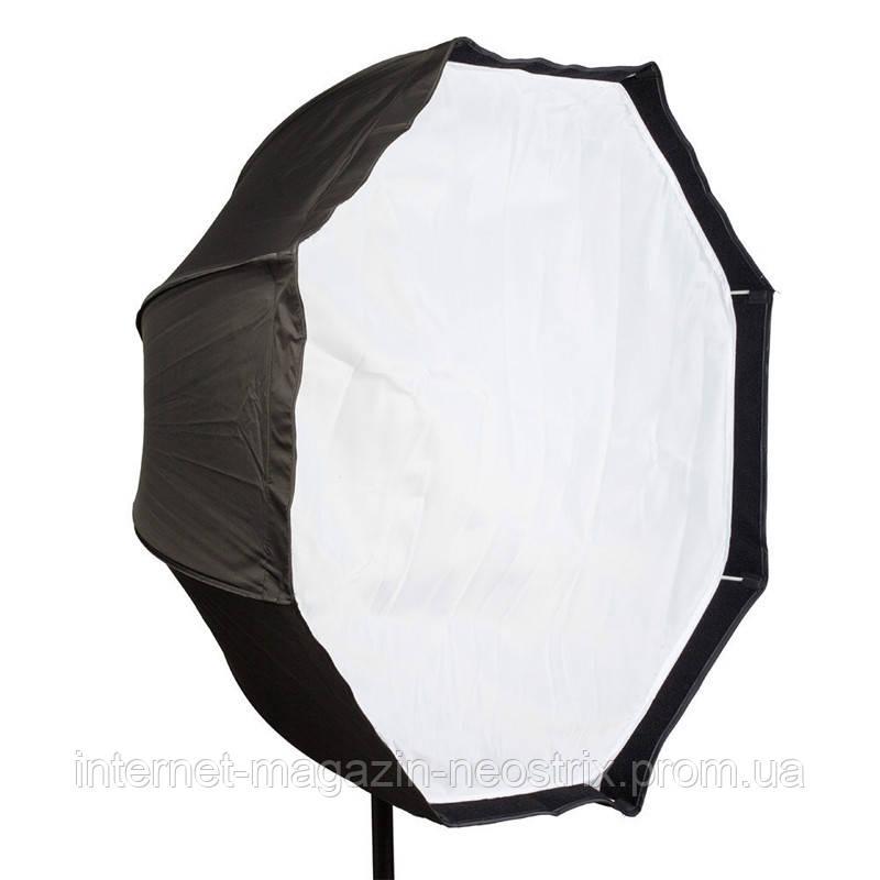 Фотозонт-софтбокс Massa диаметром 80 см с диффузором