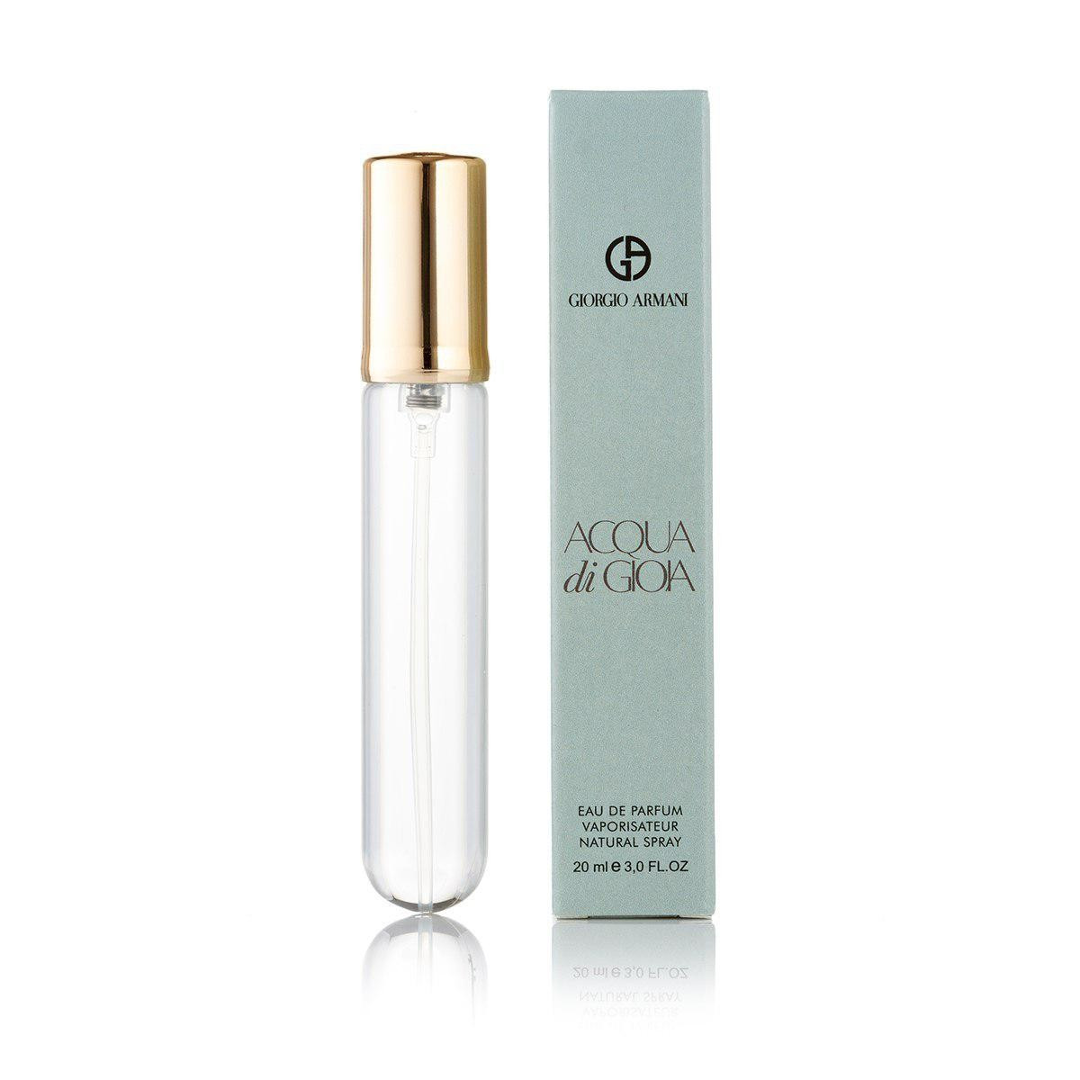 20 мл мини-парфюм Giorgio Armani Acqua Di Gioia (ж)