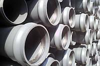 Труба нПВХ для наружного водопровода  ф 110 SDR 41 PN 6 атм. (длинна 6м)