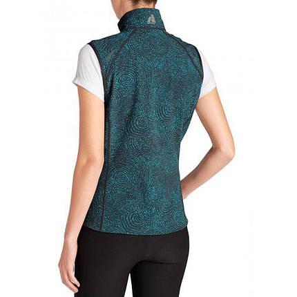 Жилетка женская дутая Eddie Bauer Womens Sandstone Soft Shell Vest AZTEC BLUE, фото 2