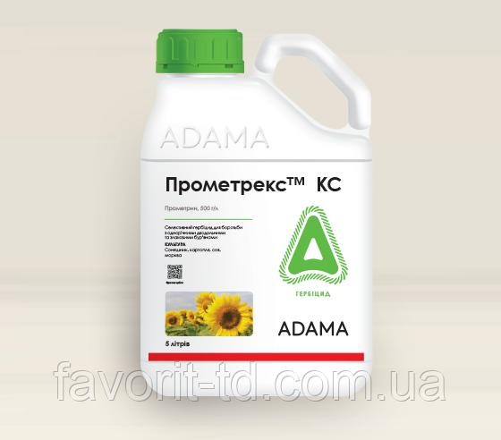 Гербицид Прометрекс 50 к.с., 5л ( прометрин 500 г/л )