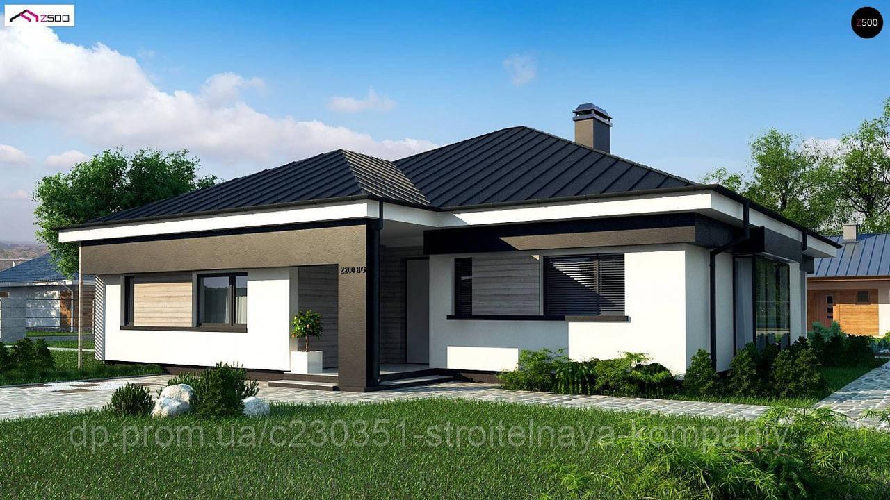 Проект дома uskd-69