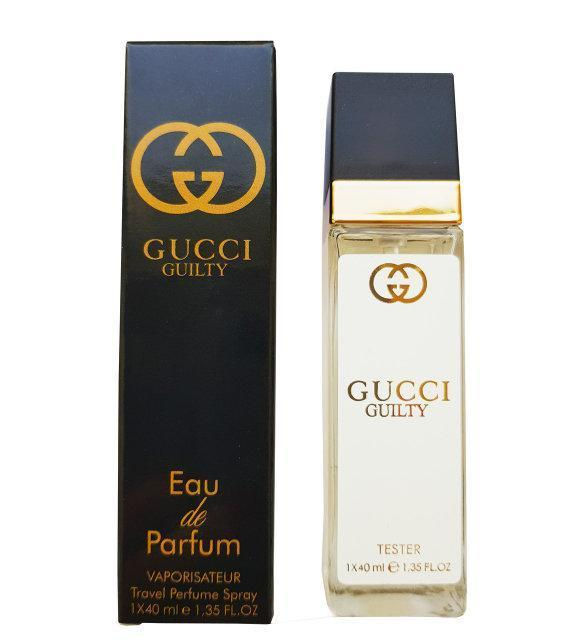 духи женские Gucci Guilty Pour Femme Travel Perfume 40ml Bt15018
