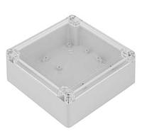 Корпус ZP120.120.60 с прозрачной крышкой