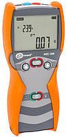 Вимірювач параметрів кіл електроживлення будинків MZC-20E