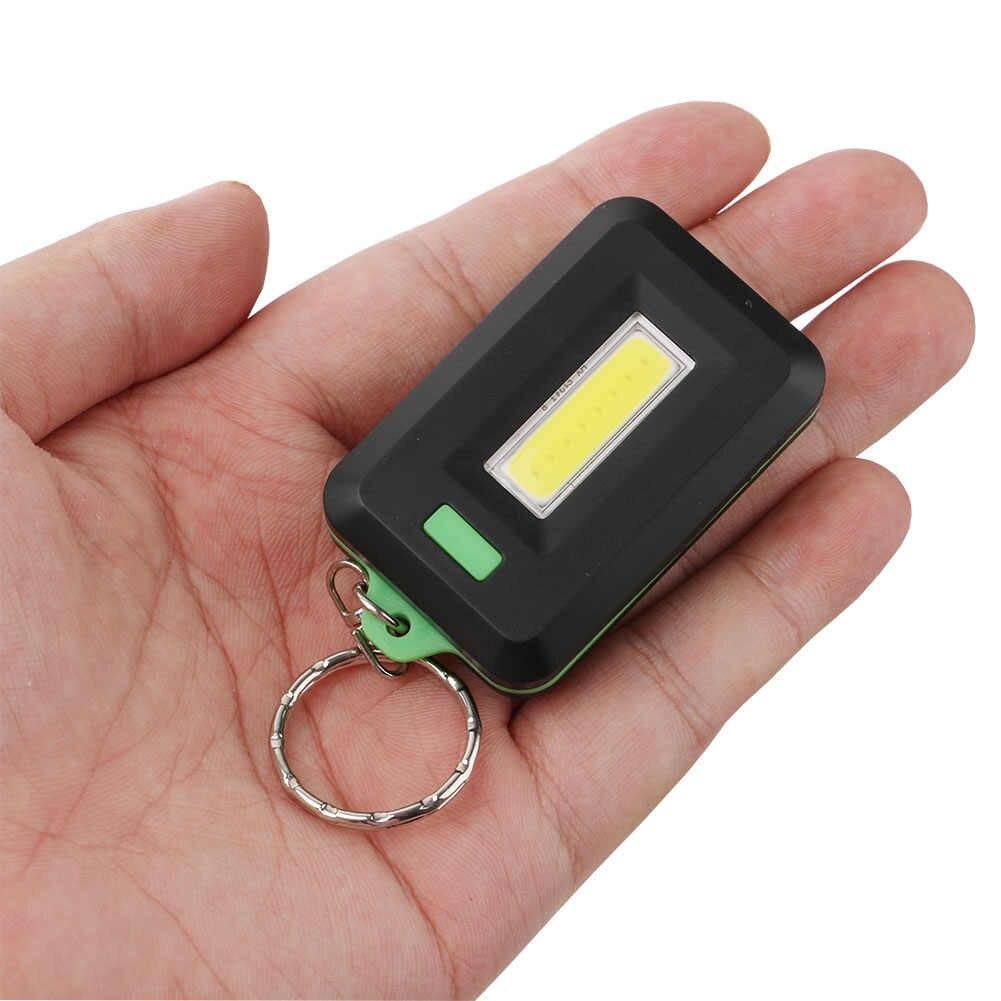 Карманный фонарь-брелок светодиодный 5833 зеленый