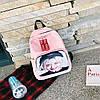 Молодежный рюкзак с принтом, фото 3