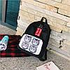 Молодежный рюкзак с принтом, фото 5