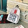 Молодежный рюкзак с принтом, фото 7