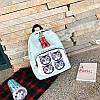 Молодежный рюкзак с принтом, фото 6