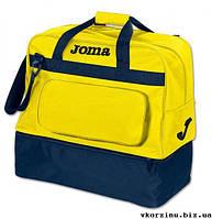 Сумка жёлто-т.синяя Joma MEDIANA NOVO 400087.309