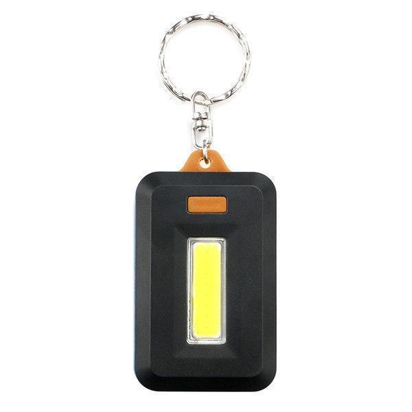 Карманный фонарь-брелок светодиодный 5833 оранжевый