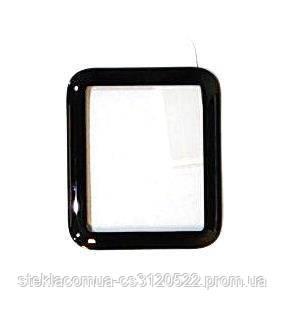 Защитное стекло Apple Watch 1/2/3 38mm Black
