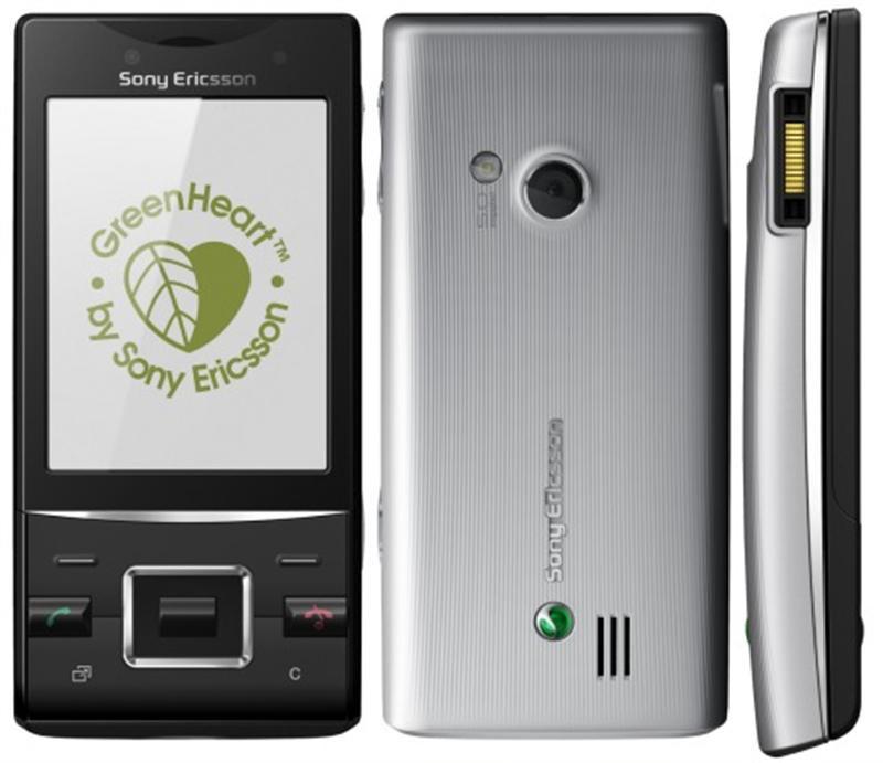 Телефон-слайдер Sony Ericsson Hazel J20