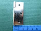 Нержавіюча петля дверна (товщина 0,8 мм)., фото 7