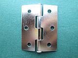 Нержавіюча петля дверна (товщина 0,8 мм)., фото 8