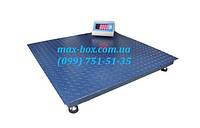 Платформенные весы до 500 кг ВПЕ-800x1000 мм