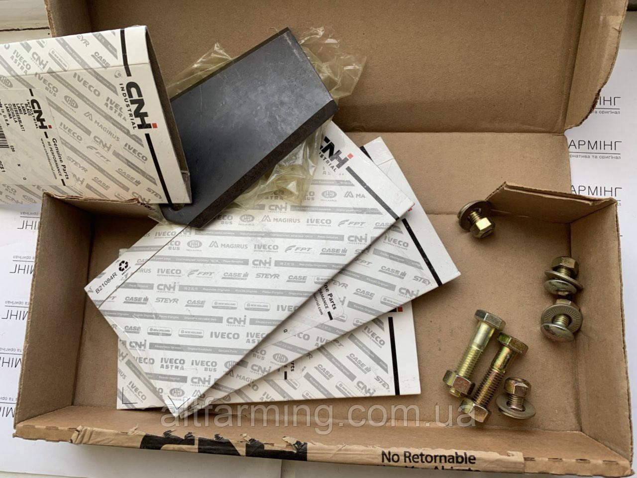 Комплект ножів (4 шт.) подрібнювача з кріпленням CNH 47952760 (84424430)