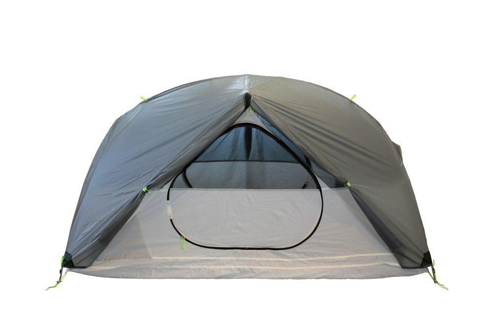 Палатка Tramp Cloud 2 Si TRT-092-GREY светло-серая (двухместная)