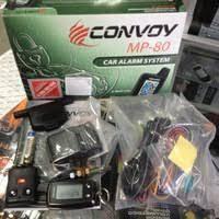 Двухсторонние сигнализации MP-80 LCD Сигнализация, CONVOY