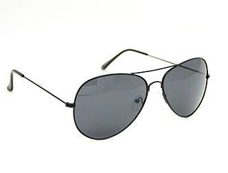 """Солнцезащитные очки унисекс """"Aras"""" Цвет - черный"""