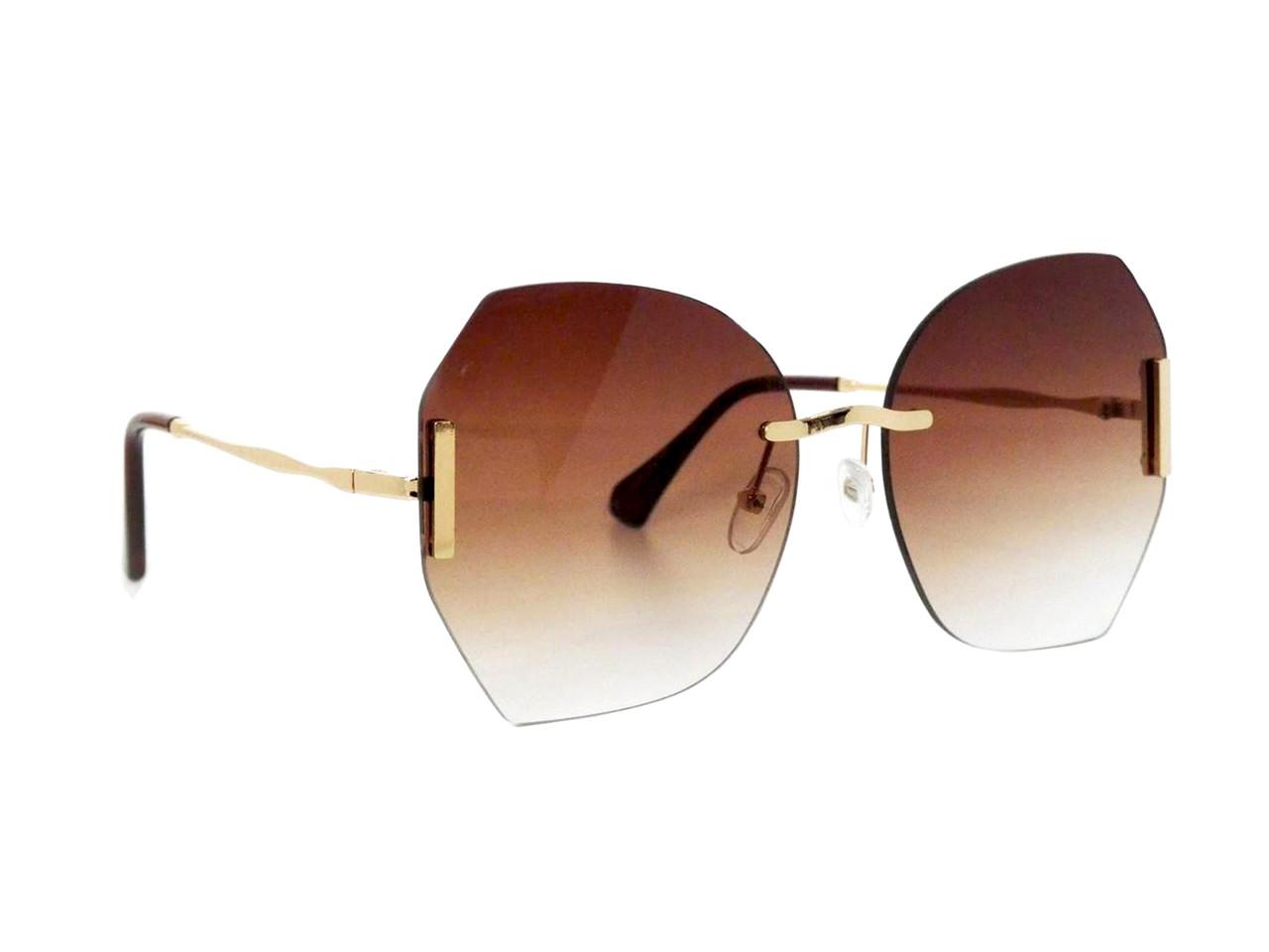 """Женские Солнцезащитные очки """"Aras"""" Цвет - коричневый"""