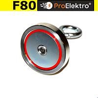 """Поисковый магнит F80*1 Польша """"ONYX-magnet"""""""