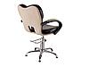 Кресло парикмахера КЛИО на пневматике FZ007, фото 2