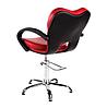 Кресло парикмахера КЛИО на пневматике FZ007, фото 4