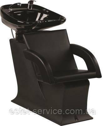Мойка ЛЕДИ с пласстиковай станиной и креслом Тина