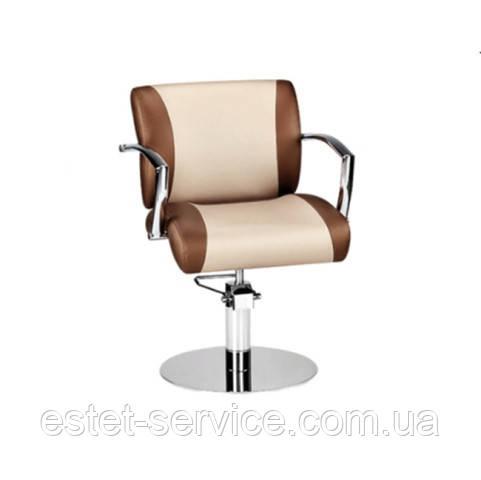 Кресло для парикмахера с основанием диск ЕВЕ FZ008