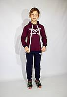 Спортивный  трикотажный  детский костюм (Украина) для мальчика   , 122-128-134-140 рост